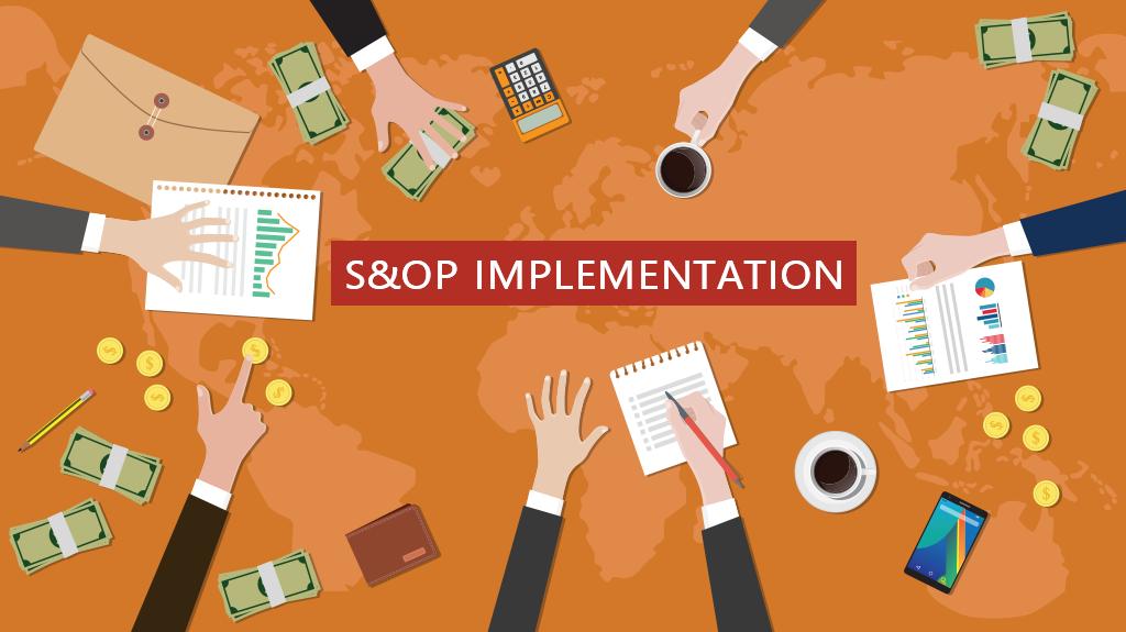 Hoạch định Kinh doanh và Vận hành (S&OP - SALES & OPERATIONS PLANNING) trong giao vận