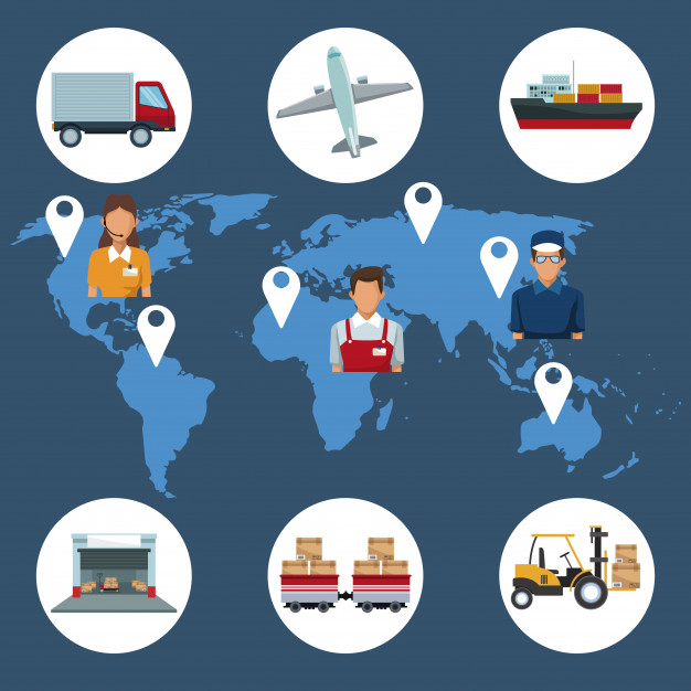 Geography Logistics