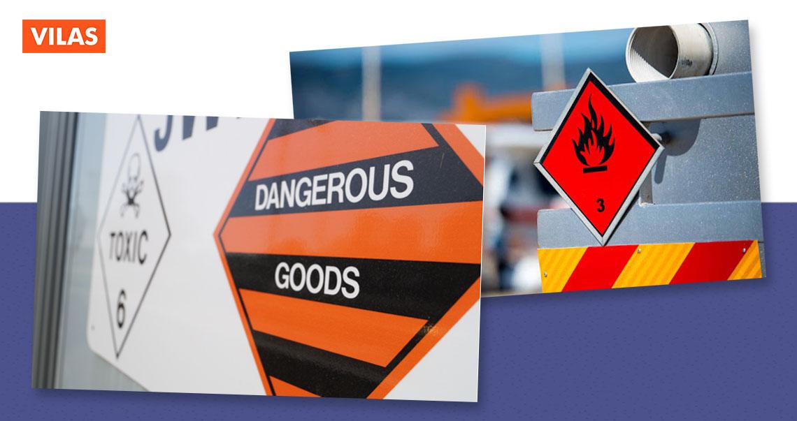 Hidden dangerous goods trong giao nhận vận tải hàng không