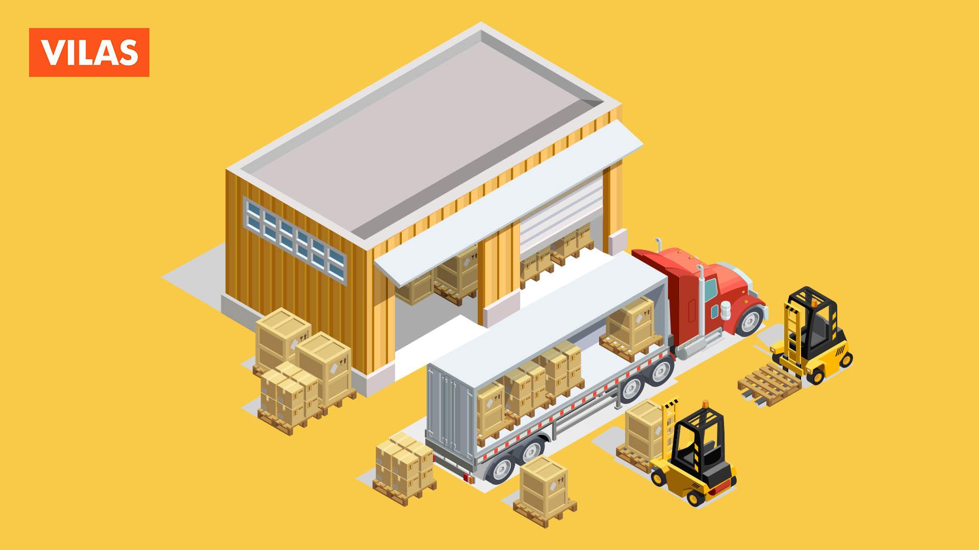 Logistics trong nền kinh tế chia sẻ (KTCS)