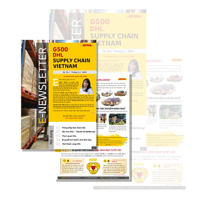 DHL G500 E-newsletter 11/2020