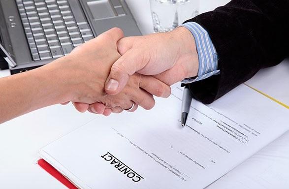 thương lượng hợp đồng thu mua
