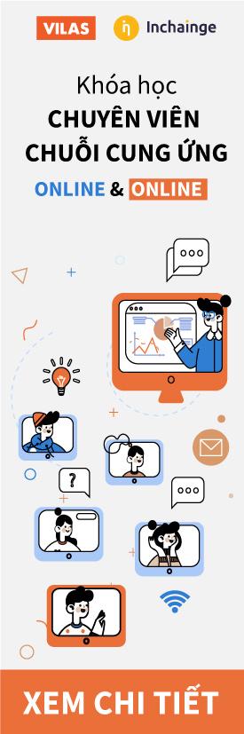 khóa học chuỗi cung ứng online